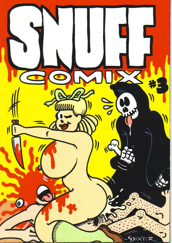 Snuff Comix#3
