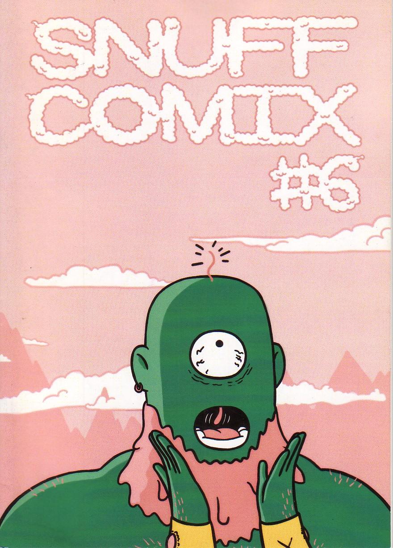 Snuff Comix#6