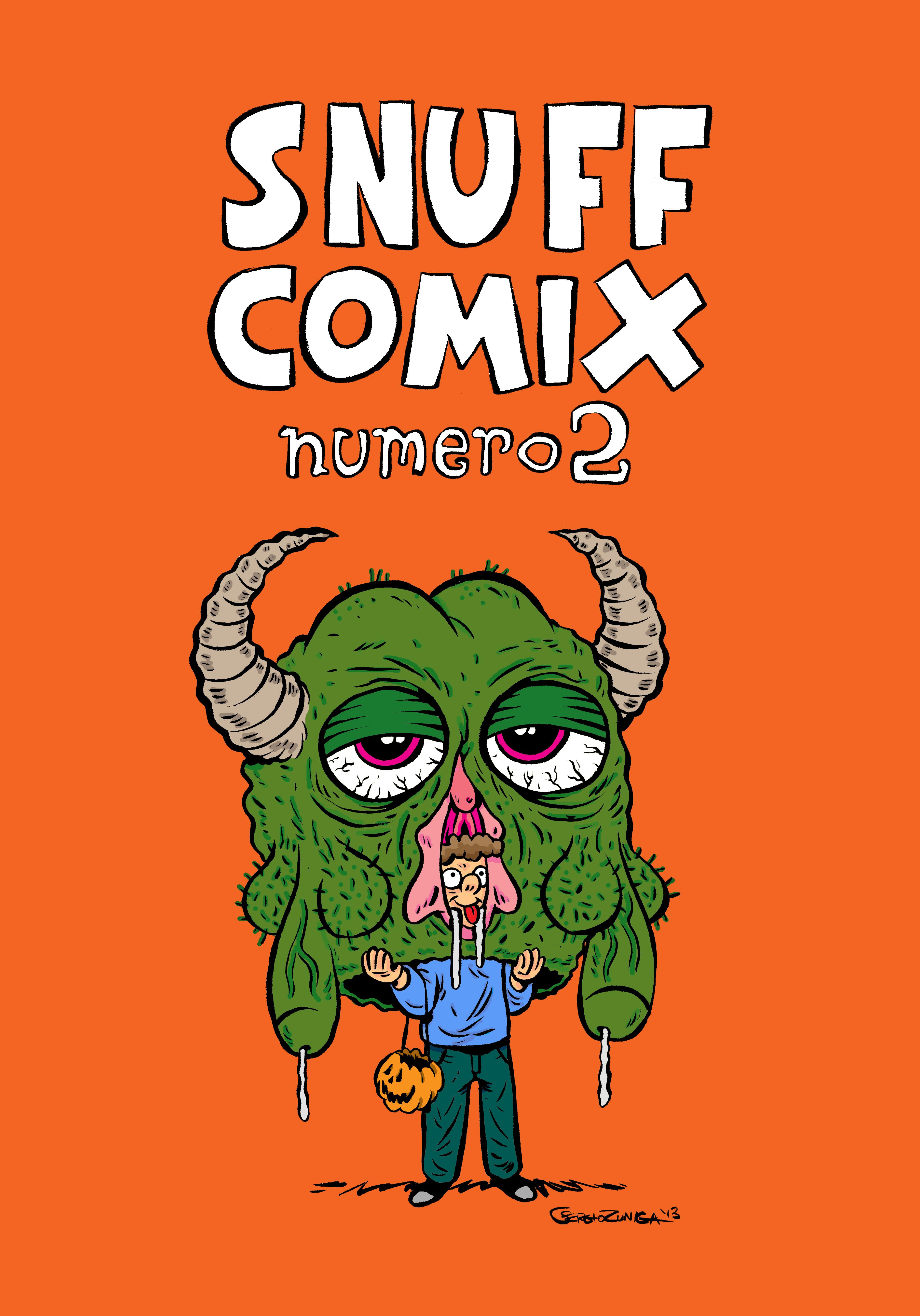 Snuff Comix#2