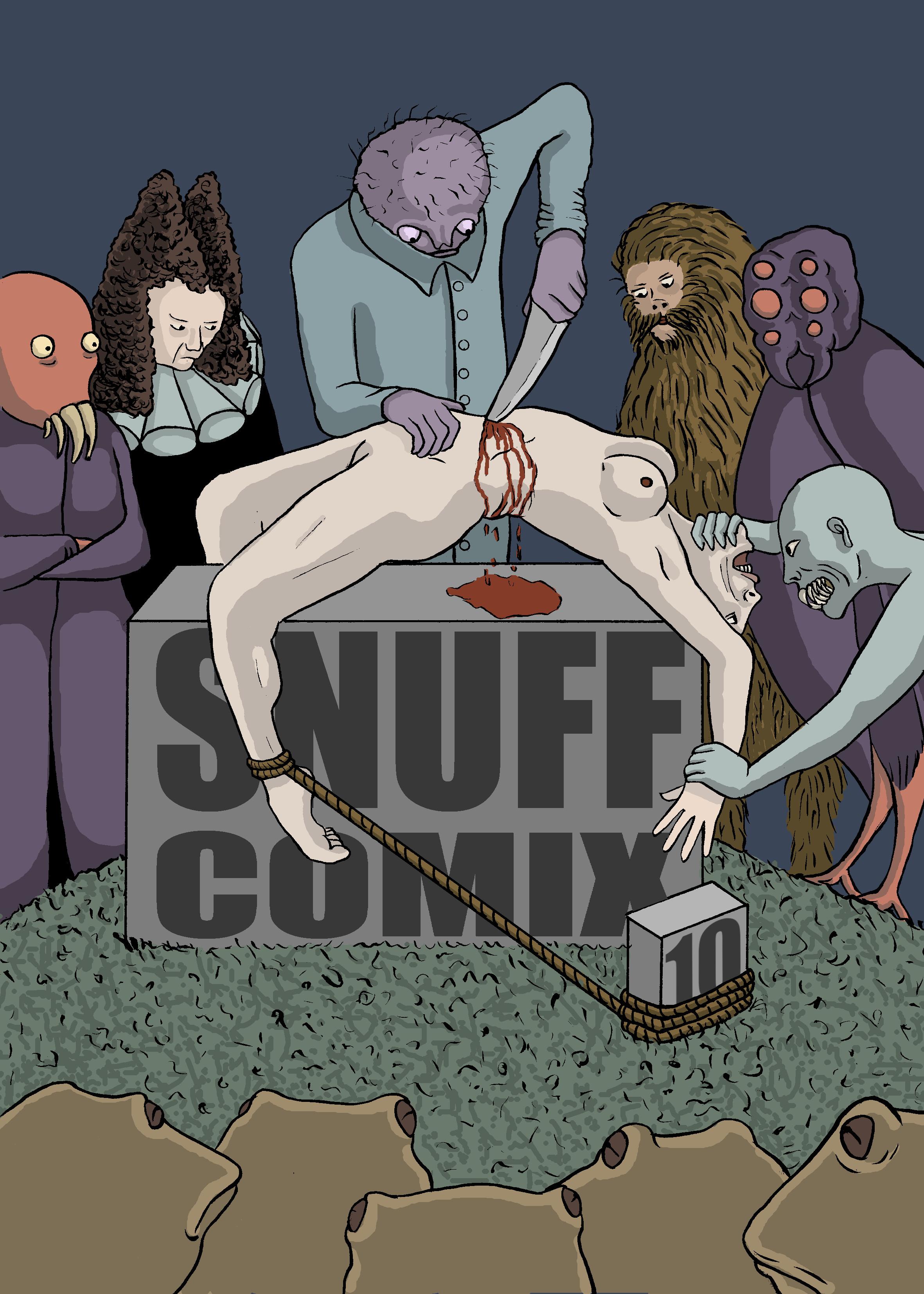 Snuff Comix#9010