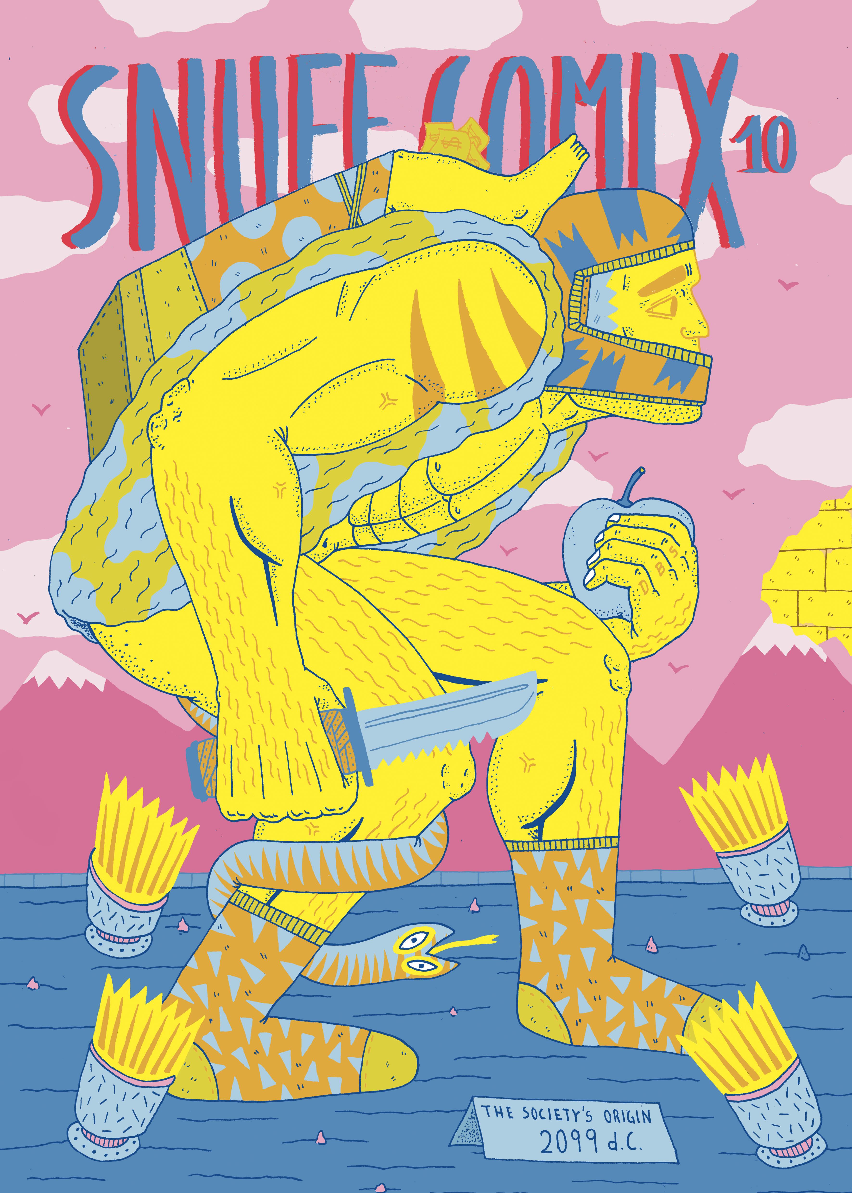 Snuff Comix#910