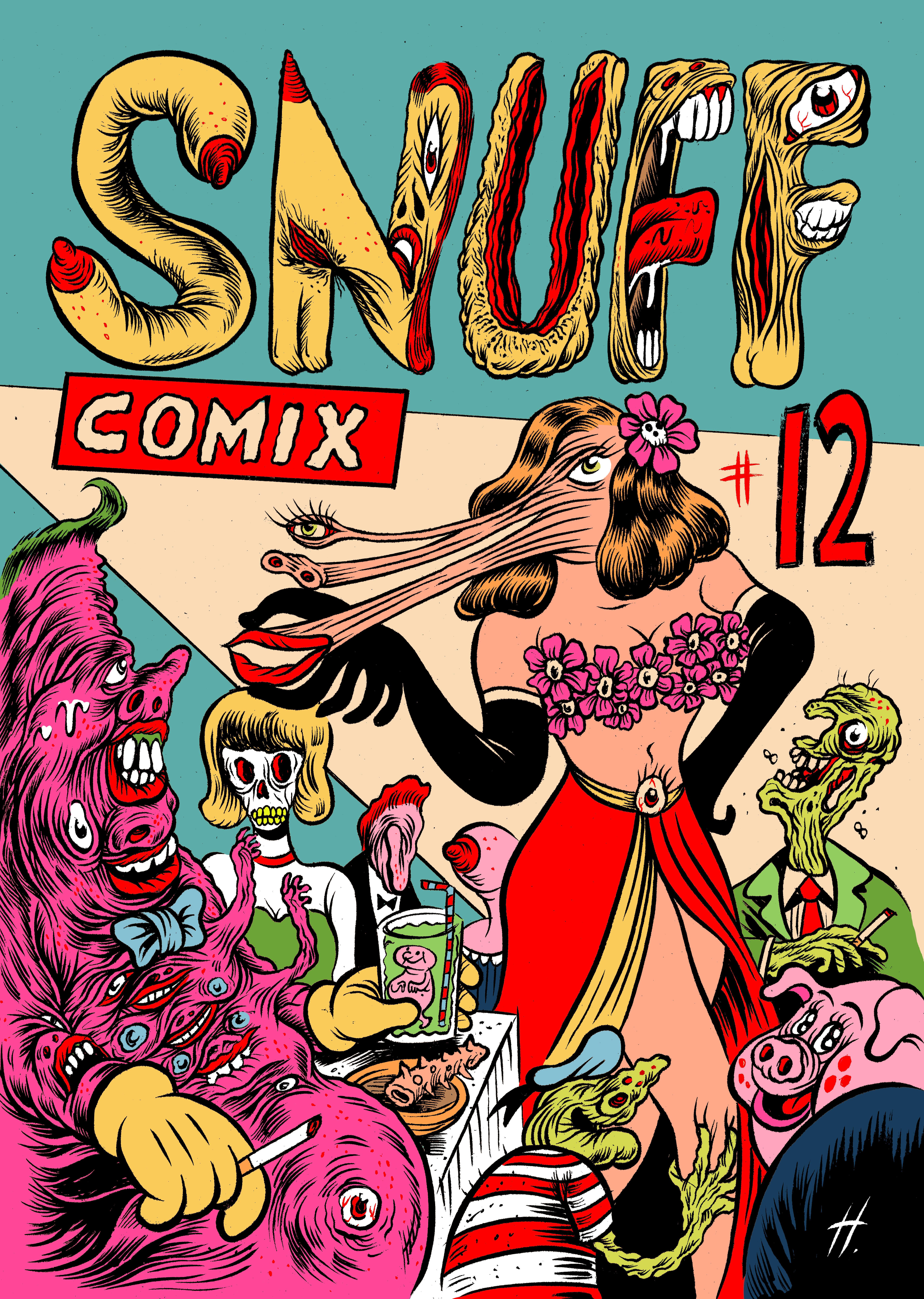 Snuff Comix#912