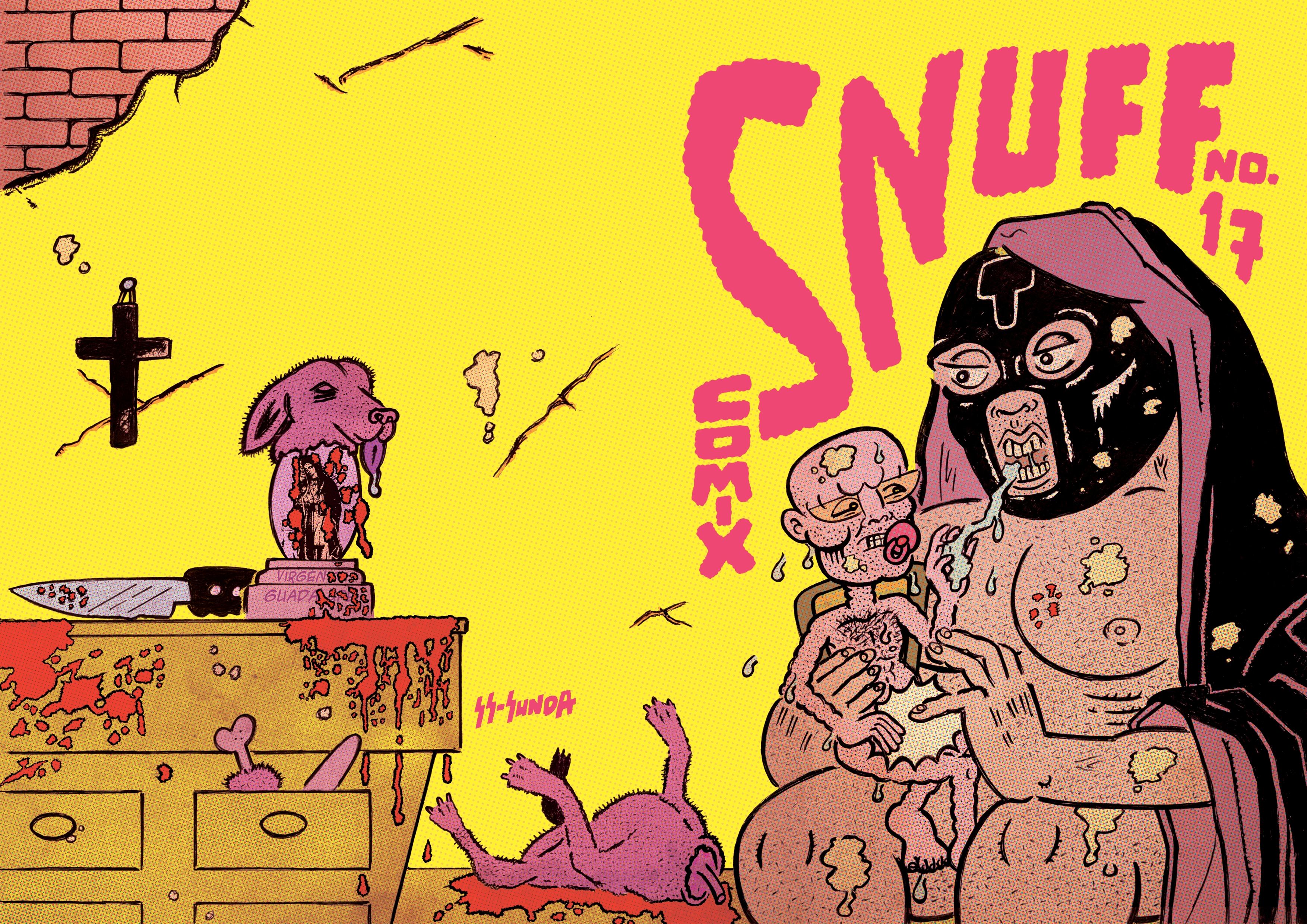 SNUFFCOMIX#917